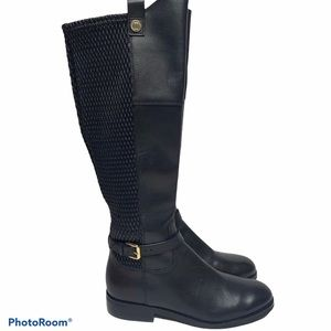 NWOT COLE HAAN Women's Galina Leather Riding Boots
